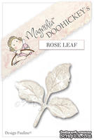 Лезвие от Magnolia Doohickeys - Rose Leaf