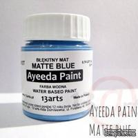Краска 13arts - Ayeeda Paint - Matte Blue