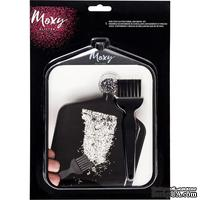 Поддон Moxy Funnel & Brush Set