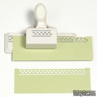 Дырокол от Martha Stewart - Punch Double Edge Heart Loops Trim