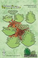 Лезвия от LeCreaDesign - Pine cones 3D cut and embossing die