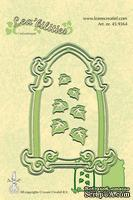 Лезвия от LeCreaDesign - Lea'bilitie® frame arch & leaves cut &  embossing die