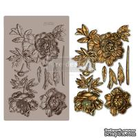 Молды силиконовые от Prima - Wild Rose - Redesign mould 5X8 - ScrapUA.com