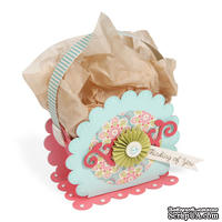 Лезвие - Sizzix Bigz Pro Die - Bag, Scallop Circle #2