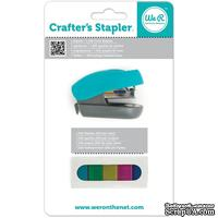 Степлер от We R Memory Keepers - Crafters Stapler + 1500 цветных скоб
