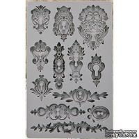 Молды силиконовые  от Prima - Iron Orchid Designs Vintage Art Decor Mould - Keyholes