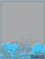 Папка для тиснения Craft Concepts Embossing Folders - Peace - Thoughtful Collection (A2)