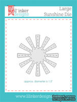 Нож для вырубки от Lil' Inker Designs - Sunshine Die - Large