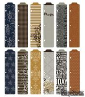 Разделители Project Life by Becky Higgins - Designer Dividers - Cinnamon Edition