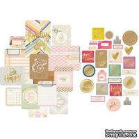 Мини-набор Project Life by Becky Higgins - Mini Kit - Notes and things