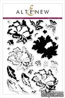 Штампы от Altenew - Ornamental Flower Stamp Set - Stamp Only