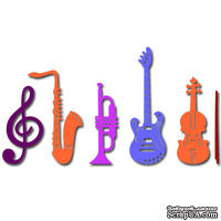 Лезвие Crafty Ann Musical Instruments Set