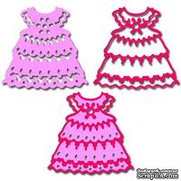 Лезвие Crafty Ann - Baby Girl's Dress