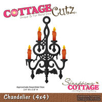 Лезвие CottageCutz - Chandelier, 10х10 см