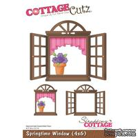 Лезвие CottageCutz - Springtime Window, 10х15 см