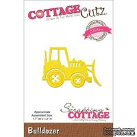 Лезвие CottageCutz - Elites Die - Bulldozer - Бульдозер