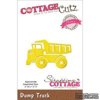 Лезвие CottageCutz - Elites Die - Dump Truck