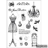 Набор акриловых штампов Marianne Design - Clear Stamps - Vintage Fashion