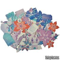 Высечки от Kaisercraft - Magic Happens Collectables Cardstock Die-Cuts, 50 шт.
