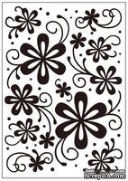 Папка для тиснения Crafts Too Embossing Folder - Daisy Delight
