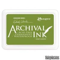 Архивные чернила Ranger - Archival Ink Pads - Leaf Green