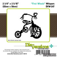 Лезвие Die-Version Dies - Whispers - Tricycle