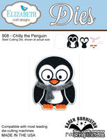 Ножи от Elizabeth Craft Designs - Chilly the Penguin