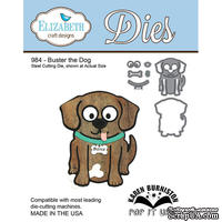 Ножи от Elizabeth Craft Designs - Buster the Dog