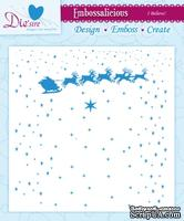 Папка для тиснения от Crafter's Companion - Embossalicious Embossing Folder - I Believe!15x15 см