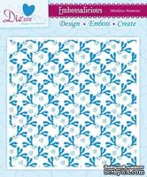 Папка для тиснения от Crafter's Companion - Embossalicious Embossing Folder - Mistletoe Moments15x15 см