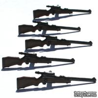 Набор брадсов Eyelet Outlet - Rifle Brads, 12 штук