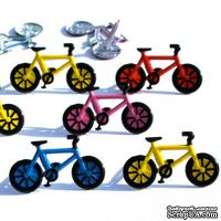 Набор брадсов Eyelet Outlet - Bicycle Brads, 12 штук