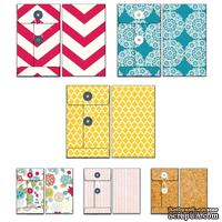 Набор конвертов Fancy Pants - What A Wonderful Day Patterned Envelopes