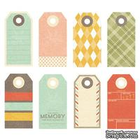 Тэги Fancy Pants - Happy-go-lucky Small Decorative Tags