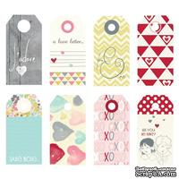 Тэги Fancy Pants - Be.Loved Small Decorative Tags