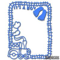 Лезвие Crafty Ann Frame It's a Boy