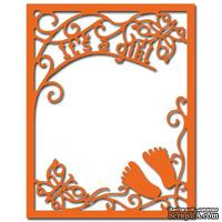 Лезвие Crafty Ann Frame It's a Girl