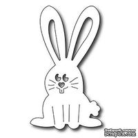 Лезвие Frantic Stamper - Precision Die - Funny Bunny