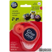 Двусторонний клеевой диспенсер Glue Dots - Craft, 200 штук, 10 мм