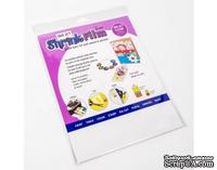 Шринк Пластик - Grafix - Shrink Film - InkJet - White - 21х28см, белый, 1 листик