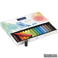Набор маркеров от Faber Castell - Mix & Match Stamper's Big Brush Pen Gift Set 15/Pkg (15 маркеров)