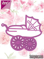 Лезвие Joy! Crafts Cutting & Embossing Dies - Baby Carriage - Детская коляска