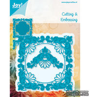 Лезвие Joy! Crafts Dies - Ornate Square Frame & Delicate Corners