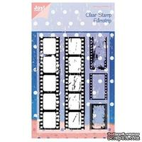 Набор акриловых штампов Joy Crafts - Joy! Craft Clear Stamps - Film Strip