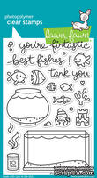 Штампы от Lawn Fawn - Clear Acrylic Stamps - Fintastic Friends
