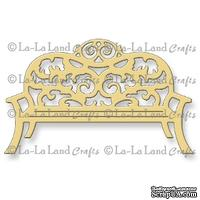 Лезвие La-La Land Crafts - Garden Bench