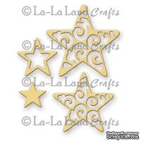 Лезвие La-La Land Crafts - Filigree Stars