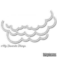 Лезвие My Favorite Things - Die-namics Stitched Cloud Edges