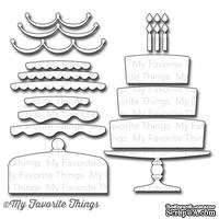 Лезвие My Favorite Things - Die-namics LLD Bring on the Cake