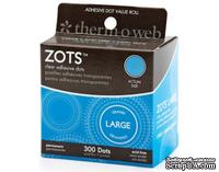 Клеевые капли - Thermoweb - Zots Zots - Large 300 Dots